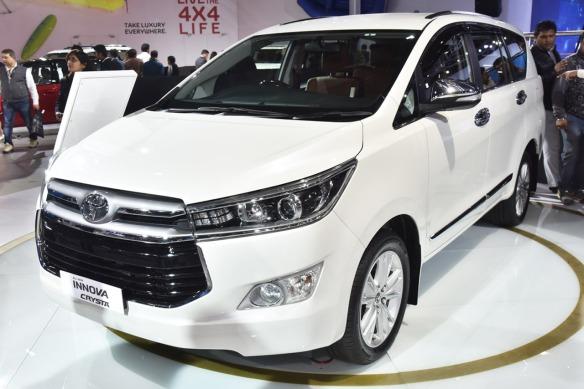 Toyota Innova Crysta_AutocarIndia